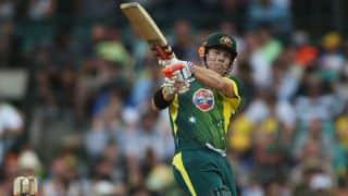 David  Warner pulls out of Zimbabwe series