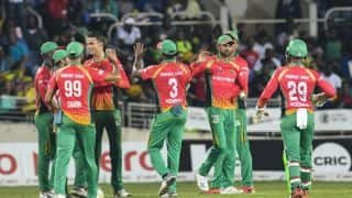 CPL 2019: Shoaib Malik, Imran Tahir star in Guyana Amazon Warriors win over Jamaica Tallawahs