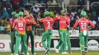 CPL 2019: Shoaib Malik, Imran Tahir star in Guyana Amazon Warriors win over Jamaica Tallawahs