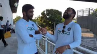 Jasprit Bumrah: I owe my hattrick to captain Virat Kohli