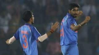 Gavaskar backs Bumrah, Chahal for Test cricket