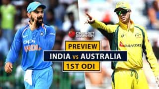 India vs Australia, 1st ODI, Preview and Likely XIs: Cautious kangaroos step into tiger's den