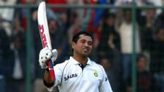 Sachin Tendulkar goes past Sunil Gavaskar's record of centuries