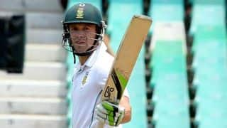 AB de Villiers: 96 Test matches without missing any test for South Africa since debut