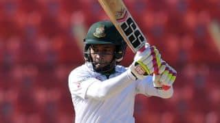 BAN vs AUS: Tough to bat at No. 4 after keeping wickets, says Mushfiqur