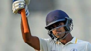 Live Maharashtra vs Tamil Nadu Ranji Trophy Day 2: Tamil Nadu end Day 2 at 426/5