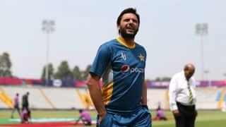 Shahid Afridi draws controversy over tweet on Kashmir