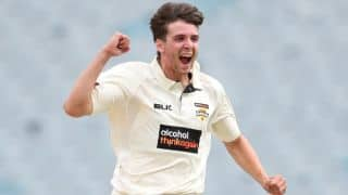 Jhye Richardson, Jon Holland included in Australia's Test squad for South Africa tour