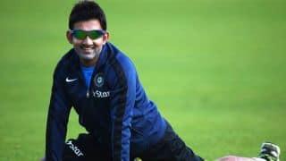 Gautam Gambhir expected to rejoin Ranji Trophy training on Friday