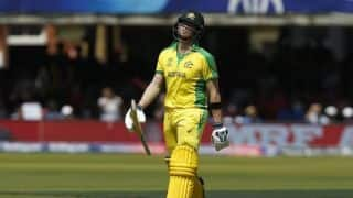 Cricket World Cup: Steve Smith set to bat at No 3, struggling Glenn Maxwell could be dropped for semi-final