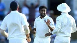 R Ashwin helps us to control in adelaide test : Bharat Arun