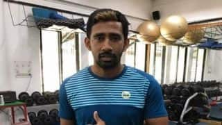 Wriddhiman Saha in need of 'A negative blood'