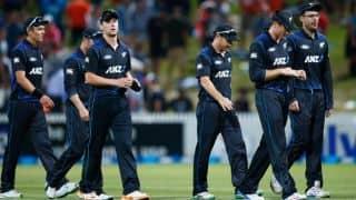 Live Cricket Score: New Zealand vs Zimbabwe