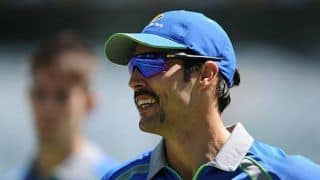 'What's next? One hand one bounce, 6 & out!' - Mitchell Johnson isn't happy with bat flip replacing coin toss