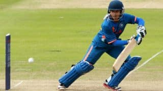 Punam Raut's century hands India Green 36-run victory against India Blue