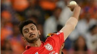 KXIP skipper Murali Vijay terms Axar Patel's hat-trick against GL in IPL 2016 incredible