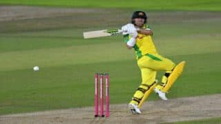 England vs Australia: first time I have been in England and not been abused, which is nice, says David Warner