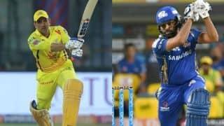 मुंबई के खिलाफ मैच में लगातार चौथी जीत दर्ज करने उतरेगी धोनी की टीम