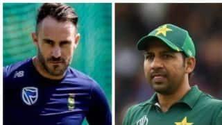 विश्व कप : दक्षिण अफ्रीका और पाकिस्तान के बीच होगी रोचक जंग