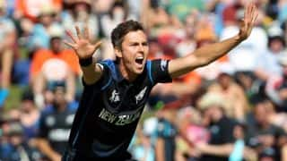 India vs New Zealand 2017-18: Trent Boult's 5-for restricts Indian Board President's XI to 295 for 9