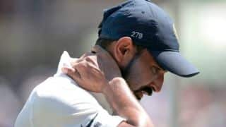 Mohammed Shami's central contract withheld after wife's accusation of domestic abuse, adultery