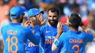 In pics: India vs Australia 2019, 1st ODI