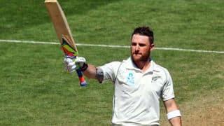 Pakistan vs New Zealand 3rd Test at Sharjah: Brendon McCullum, Mark Craig put New Zealand on the driver's seat