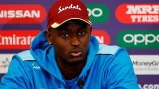 We know what to expect from Bangladesh: Jason Holder