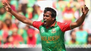 ICC World T20 2016, Asia Cup: Bangladesh announce provisional squad