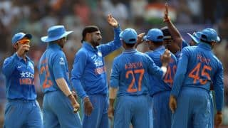 Live cricket score in hindi: India vs South Africa ICC World T20 2016 warm up match at Mumbai
