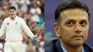 ऑस्ट्रेलियाई खिलाड़ी भी राहुल द्रविड़ के मुरीद, रेनशॉ ने लिए 'द वॉल' से टिप्स