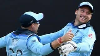 Cricket World Cup 2019: We're excited and have a bit of relief as well, says Jos Buttler as England seal semifinals spot