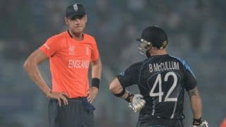 England vs New Zealand, ICC World T20 2014 Super 10s Group 1