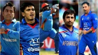 5 Afghanistan players who can trouble India in debut test