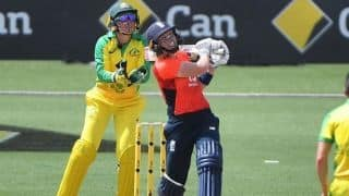 England women defeat Australia in Super Over