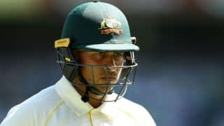 The Ashes 2017-18: Usman Khawaja addresses his spin woes as