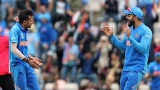 ICC Cricket World Cup 2019: India vs New Zealand, New Zealand won toss opt bat, yuzvendra chahal in for Kuldeep