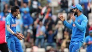 न्यूजीलैंड ने चुनी बल्लेबाजी, भारतीय टीम में कुलदीप की जगह चहल