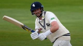 42 years and 7 days: Darren Stevens becomes oldest double centurion in first-class cricket since Walter Keeton in 1949