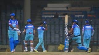 Fans couldn't watch Delhi Capitals' practice match as Police didn't give security clearance