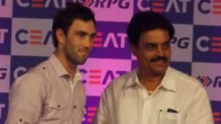 Glenn Maxwell wins CEAT Popular Choice Award