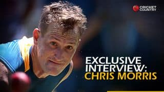 Chris Morris: I never wanted to quit cricket