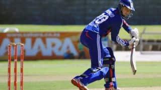 India vs England Under-19 World Cup quarterfinal: Ed Barnard, Ben Duckett's dismissal keeps India in the hunt; score 138/5 in 30 overs