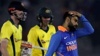 Virat Kohli's India concede series in pursuit of fringe benefits