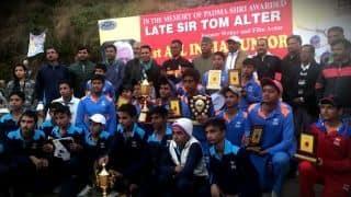 ASF दिल्ली ने जीता टॉम ऑल्टर मेमोरियल ऑल इंडिया U-15 क्रिकेट टूर्नामेंट का पहला खिताब