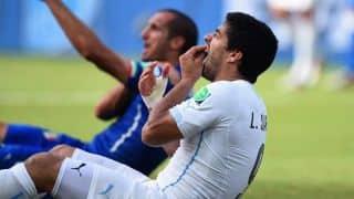 Luis Suarez ban too harsh, feels Giorgio Chiellini