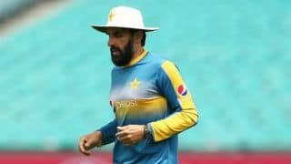Misbah ul Haq will not part as a player in the fourth edition of the PSL