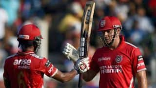 IPL 2014: KXIP reach Bhubaneswar ahead of their two matches