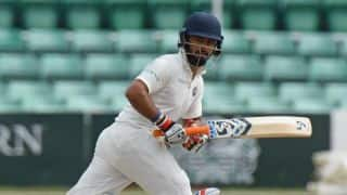 Pant has the temperament and skills to bat differently: Dravid
