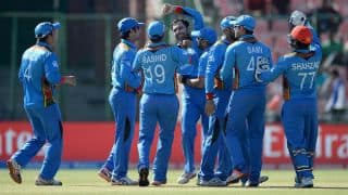 Afghanistan to tour West Indies in 2017 for 5 ODIs, 3 T20Is